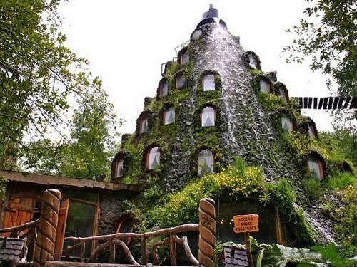 Отель Волшебная гора