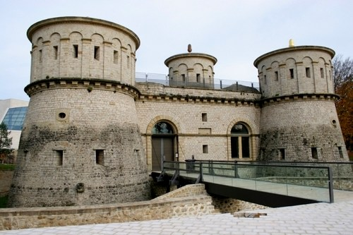 Крепость Люксембурга долгое время называли «Гибралтаром Севера».