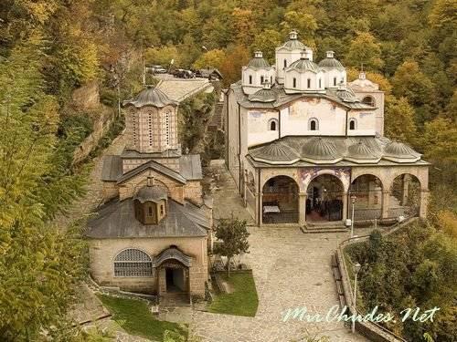 Церковь Св.Софии (Охрид - Македония).
