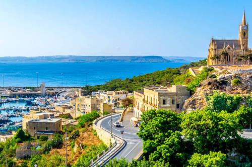 Гозо второй по величине остров Мальты.