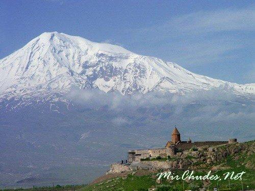 Арарат — главный символ Армении.