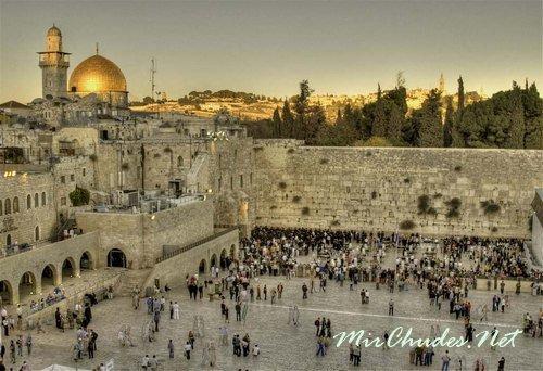 Вифлеем — один из старейших городов на земле.