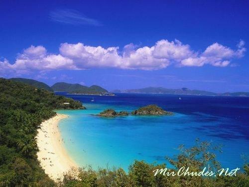 Ангилья — остров вечного лета,  где природа господствует над цивилизацией.