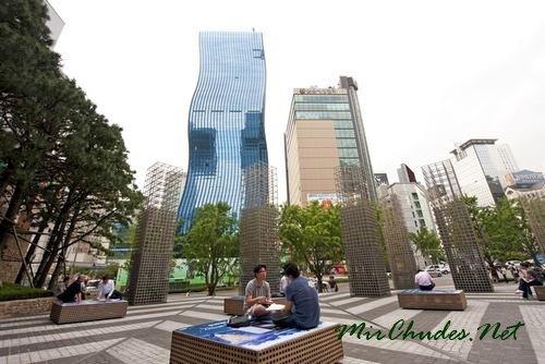 Сеул — современная столица Кореи.