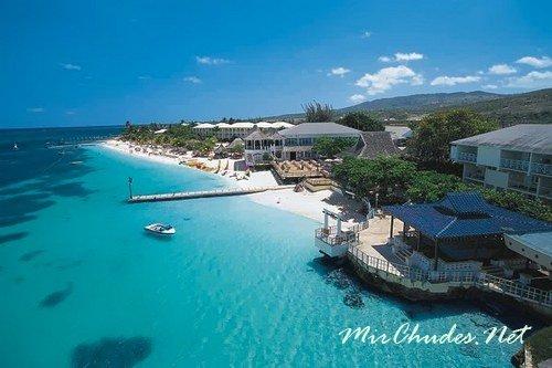 Монтего-Бей — второй по величине город Ямайки и наиболее известный курорт.