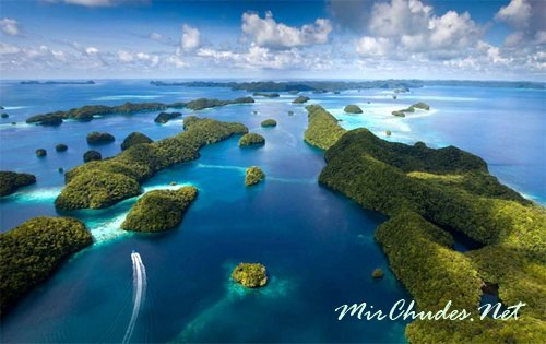 Штат Чуук — визитная карточка Микронезии.