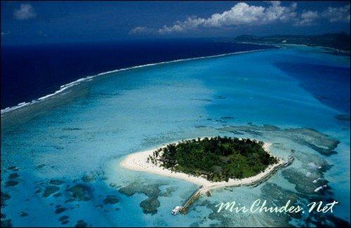 Остров Сайпан в марианском архипелаге, занесен в книгу рекордов Гинесса, как место с самым постоянным климатом в мире. Температура воздуха на острове круглый год балансирует в районе 27 градусов выше нуля.