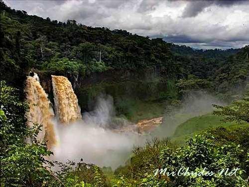 Красивая природа Камеруна