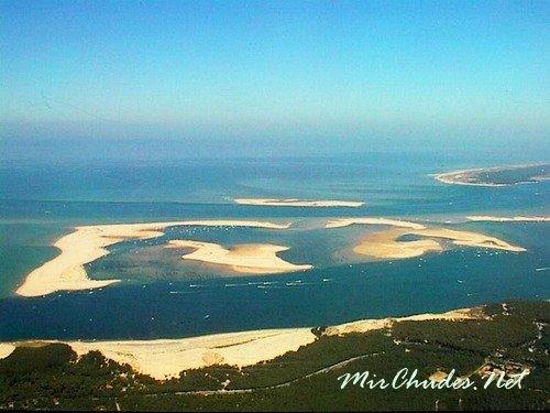 Национальный парк Бан-д'Арген — главная природная достопримечательность Мавритании.