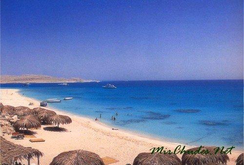 Живописны и восхитительны пляжи Туниса.