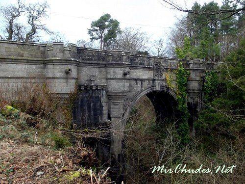 Мост Овертоун - убийца четвероногих.