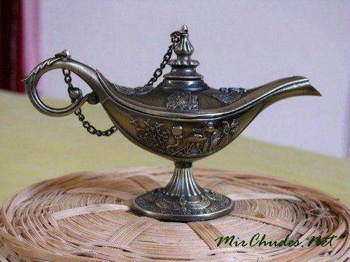 Волшебная лампа Алладина