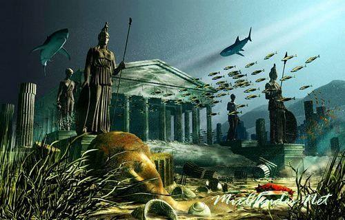 Атлантида — колыбель мировой цивилизации.