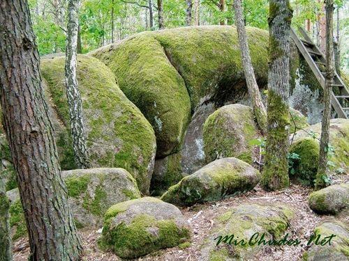 Каменное Село — такое название дали, пожалуй, самому мистическому месту в Украине.