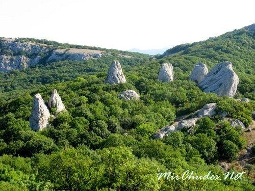 Одним из самых сильных энергетически мест Крымского полуострова считают храм Солнца.