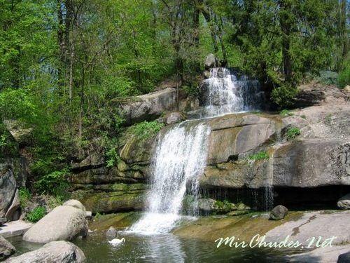 Большой Водопад, который исполняет желания.