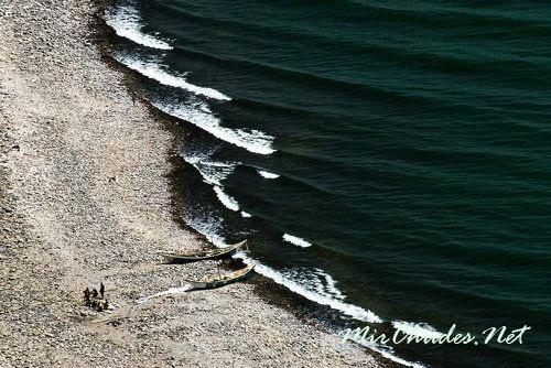 Нефритовые воды озера Туркана.