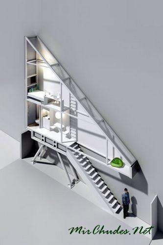 Проект Keret House