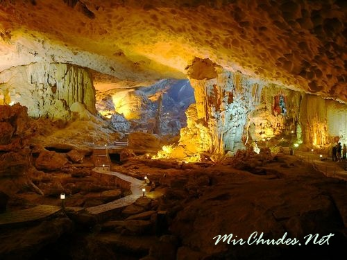 Пещера чудес - одна из самых популярных среди туристов.