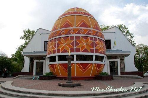 Музей «Писанка» — уникальный и единственный в мире.