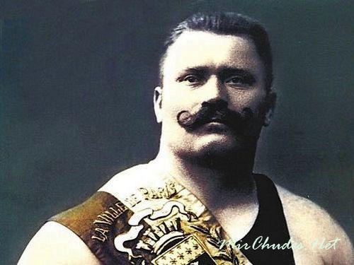 Великий Иван Поддубный — самый известный спортсмен царской России.