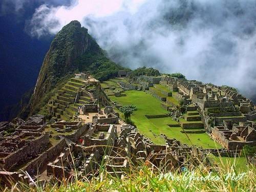 Мачу-Пикчу — священный город инков