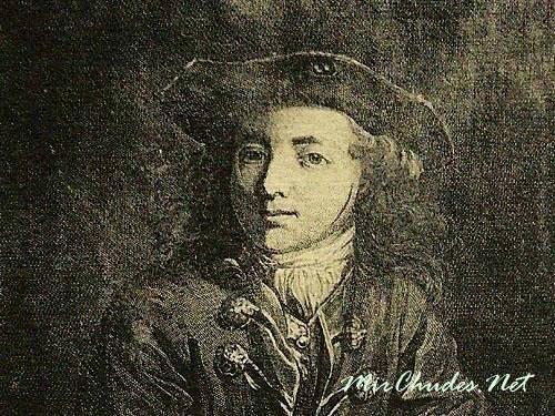 Луи-Доминик Бургиньон Картуш — самый знаменитый грабитель XVIII столетия.
