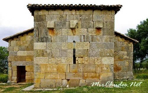 Церковь Санта-Мария де Лара один из самых таинственных памятников раннего Средневековья.