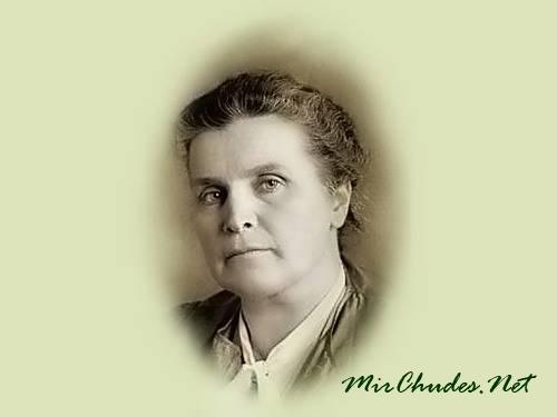 Народный художник СССР, скульптор Вера Игнатьевна Мухина (1889 — 1953).