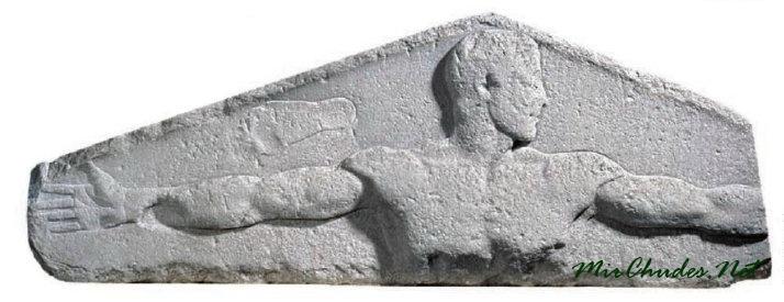 Этот древнегреческий метрологический барельеф 450 года до н. э. демонстрирует одну из ранних попыток стандартизировать измерения.