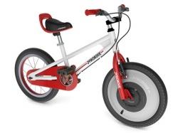 Jyrobike — самобалансирующий велосипед