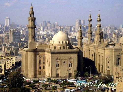 Мечеть султана Хасана (Египет, г. Каир, 1356-1363 гг.).