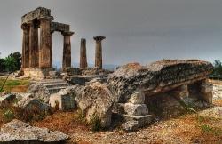 Коринф в Греции