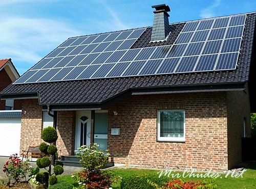 Фотовольтаика - генерация энергии от солнца, становится все более популярной.