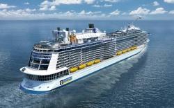 «Квант морей» - самый высокотехнологичный круизный лайнер