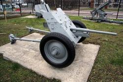 PAK 35 - первая противотанковая пушка