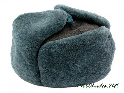 Русская шапка-ушанка произошла от монгольского малахая.