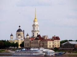 Рыбинск в России