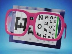 Дисплей, корректирующий зрение