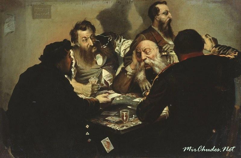 азартный игрок игра
