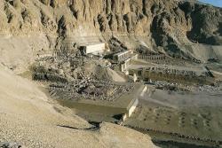 Заупокойные  храмы  египетских царей
