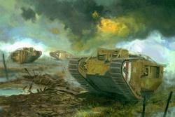 Самый первый танк
