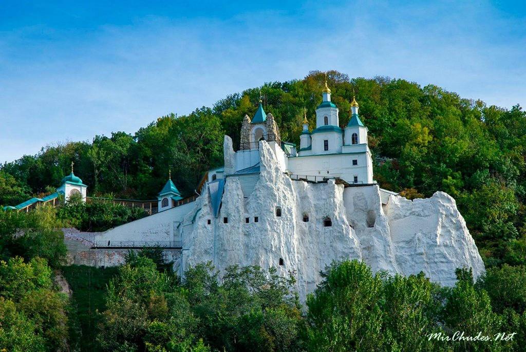 Основание святогорского монастыря реферат 7687