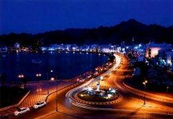 Маскат - столица Омана