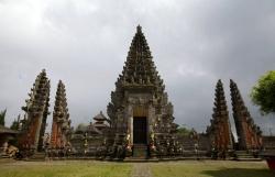 Храм Пура Улун Дану Батур