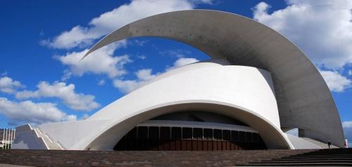 Оперный театр, или Auditorio de Tenerife, — одно из самых известных зданий в Испании.