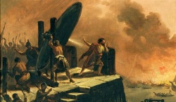 Зеркала Архимеда