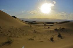 Пустыня Дешет-Лут