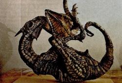 Монстры из коллекции Томаса Мерлина