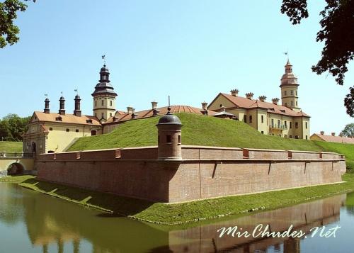 Несвижский замок — это уникальное культурное достояние Беларуси.